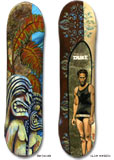 skateboards by Tillack